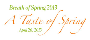 Breath of Spring 2013 LOGO