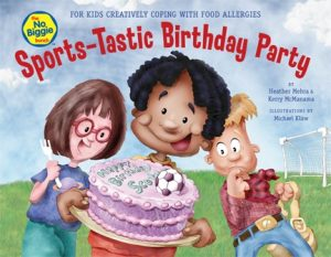 book cover: Sport-stastic Birthday Party